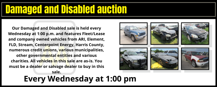 Dealer Auction Public Auction Buy Vehicles Sell Vehicles Houston Auto Auction