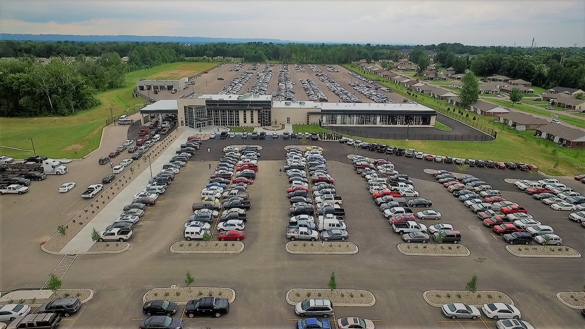 Location View Clark County Auto Auction