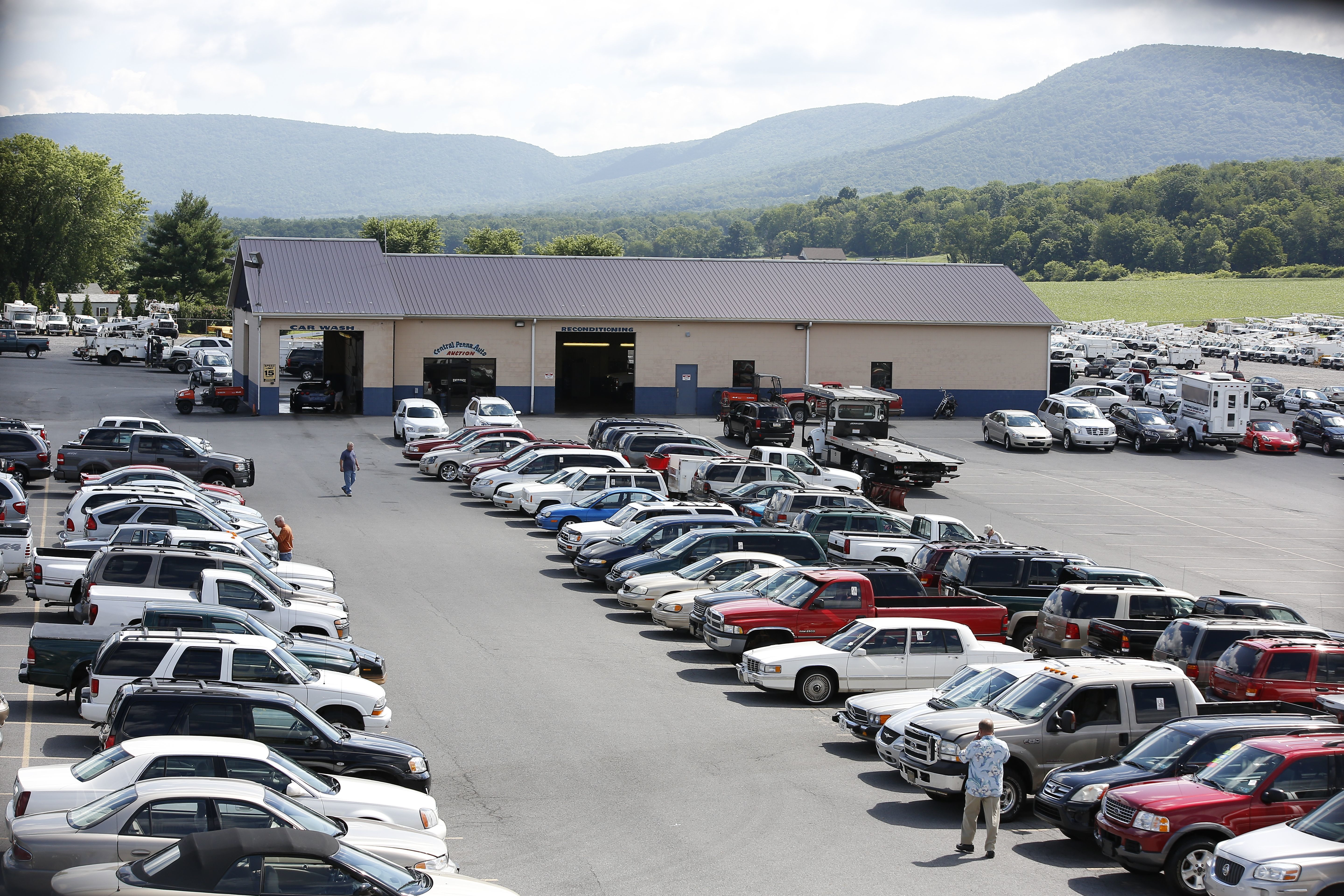Car Auctions In Pa >> Services Central Pennsylvania Auto Auction