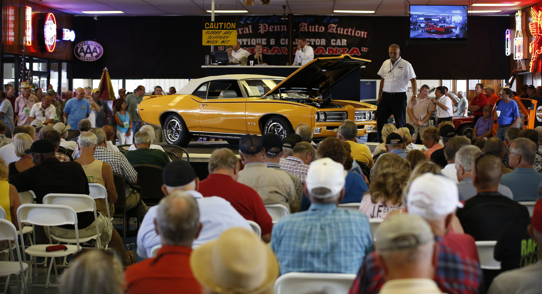 Manheim Classic Car Auction Com