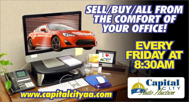 Capital City Auto >> Capital City Auto Auction