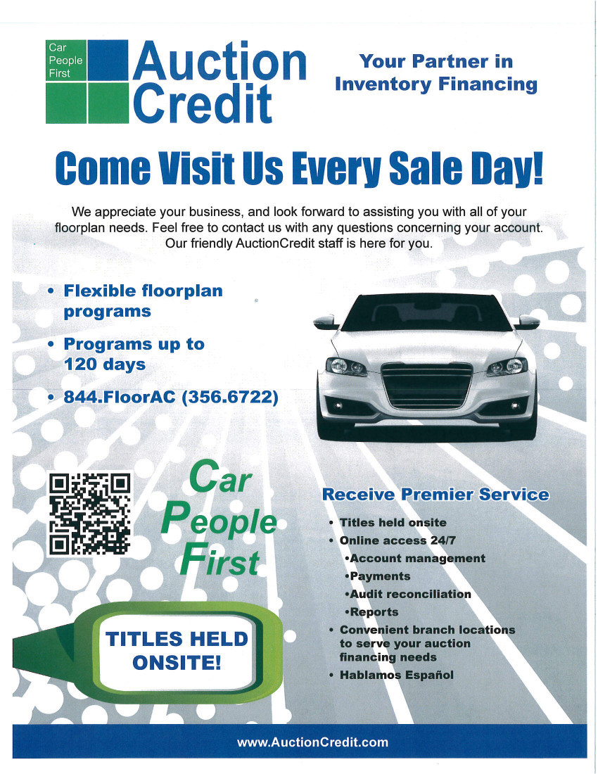 Auction Credit America S Auto Auction Harrisburg
