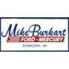 Mike Burkart Ford - Mercury logo