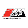 Audi Flatirons logo