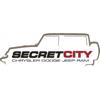 Secret City logo