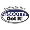 Scott's Cars logo