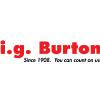 i. g. Burton logo