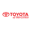 Toyota of Tri-Cities logo