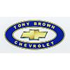 Tony Brown Chevy logo
