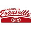Evansville KIA logo