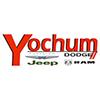 Yochum Chrysler Dodge Jeep Ram logo