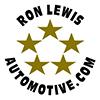 Ron Lewis Waynesburg Dodge logo