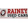 Rainey Used Cars logo