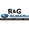 R & G Subaru logo