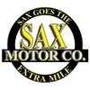 Sax Motor Company logo