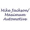 Mike Jackson / Maximum Automotive logo