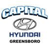 Capital Hyundai Greensboro logo