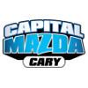 Capital Mazda Cary logo