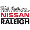 Fred Anderson Nissan Raleigh logo