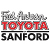 Fred Anderson Toyota Sanford logo
