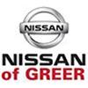 Nissan of Greer logo