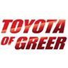 Toyota of Greer  logo