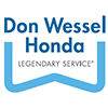 Don Wessel Honda logo
