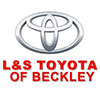 L & S Toyota or Beckley logo