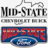 Mid-State Chevrolet Buick & Ford logo