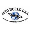 Auto World U.S.A logo