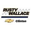 Rusty Wallace Chevrolet Clinton logo