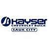 Kayser Chevrolet Buick logo