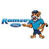 Ramsey Ford logo