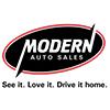 Modern Auto Sales logo