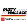 Rusty Wallace Toyota logo