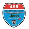 495 Chrysler Jeep Dodge Ram logo