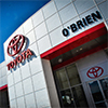 O'Brien Toyota logo