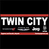 Twin City Dodge Chrysler Jeep Ram logo