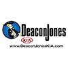 Deacon Jones Kia logo