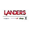 Landers Chrysler Dodge Jeep Ram logo
