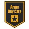 Army Guy Cars logo