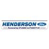 Henderson Ford logo