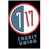 Seven Seventeen Credit Union logo
