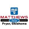 Matthews Ford of Pryor logo