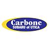 Carbone Subaru of Utica logo