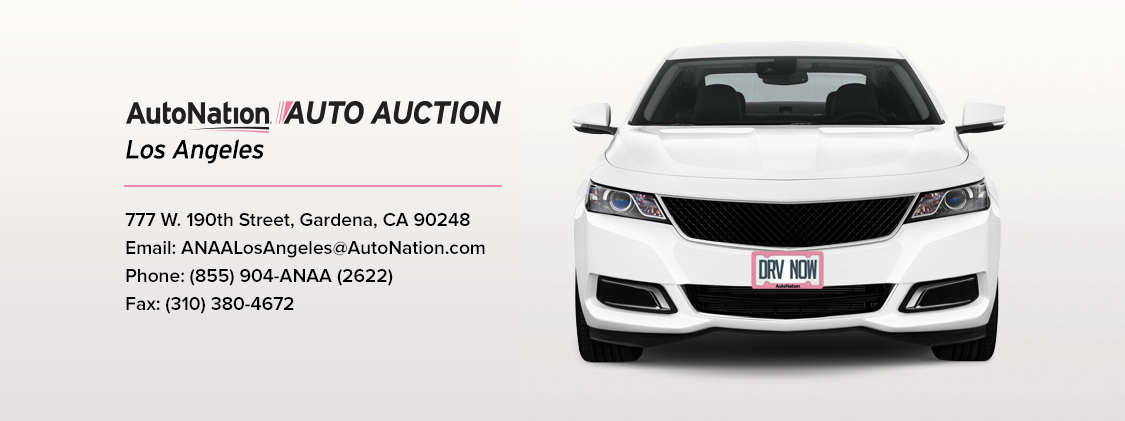 Location | View | Welcome - Los Angeles | AutoNation Auto
