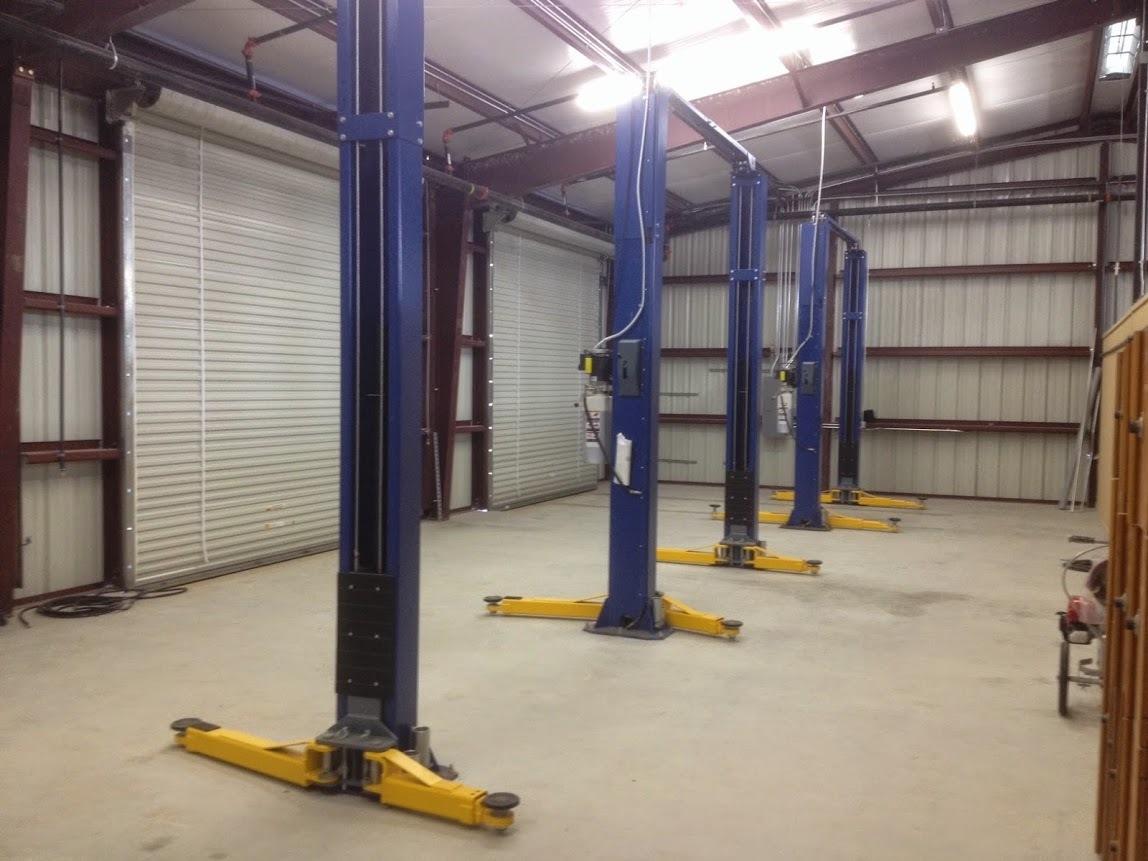 Mechanic Shop San Antonio Auto Auction - Mechanic shop flooring