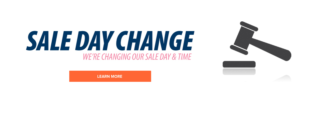 SALE DAY CHANGE