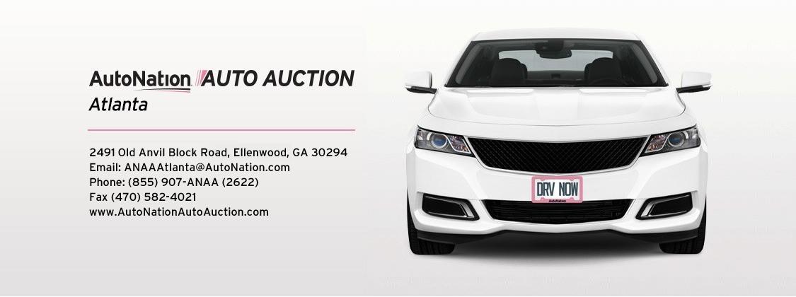 Car Auctions In Atlanta >> Location View Welcome Atlanta Autonation Auto Auctions