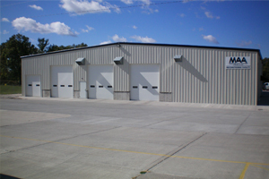 Reconditioning Center Building